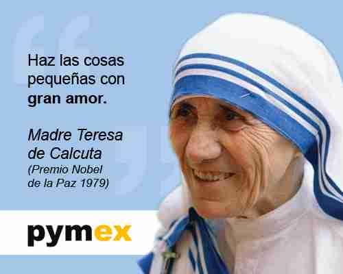 108 Madre Teresa De Calcuta Pymex